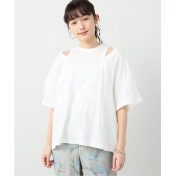 JOURNAL STANDARD relume 【KLOKE/クローク】TOKEN TOP:Tシャツ ホワイト S