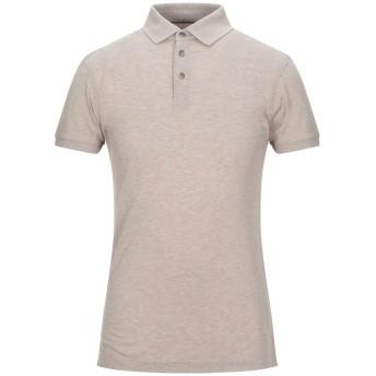 《セール開催中》HACKETT メンズ ポロシャツ ベージュ XS コットン 100%