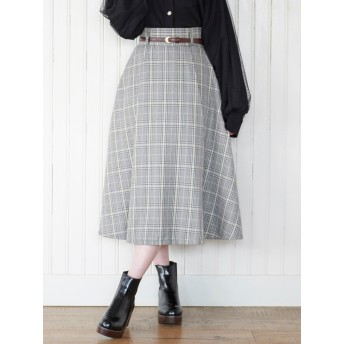 レディフレアースカート