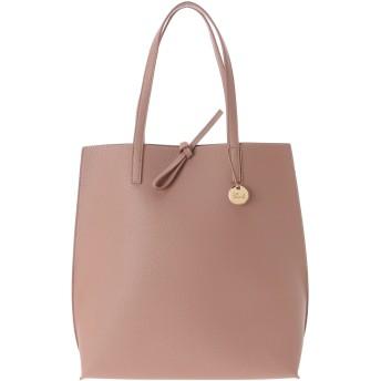 【6,000円(税込)以上のお買物で全国送料無料。】・シンプル結びトートバッグ