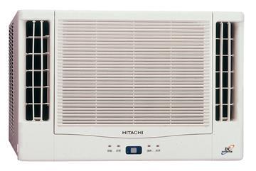 日立窗型變頻雙吹冷暖空調(RA-25NV1)