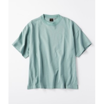 RAG MACHINE ビッグシルエット半袖Tシャツ メンズ ケリーグリーン