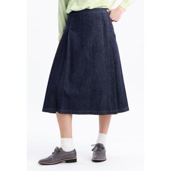 MACKINTOSH PHILOSOPHY デニムスカート その他 スカート,ネイビー