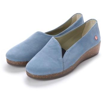 ヨーロッパコンフォートシューズ EU Comfort Shoes Softinos パンプス(900.416) (ブルー)