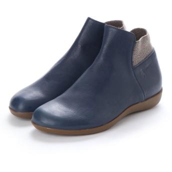 ヨーロッパコンフォートシューズ EU Comfort Shoes Benvado ショートブーツ(30010) (ディープブルー)