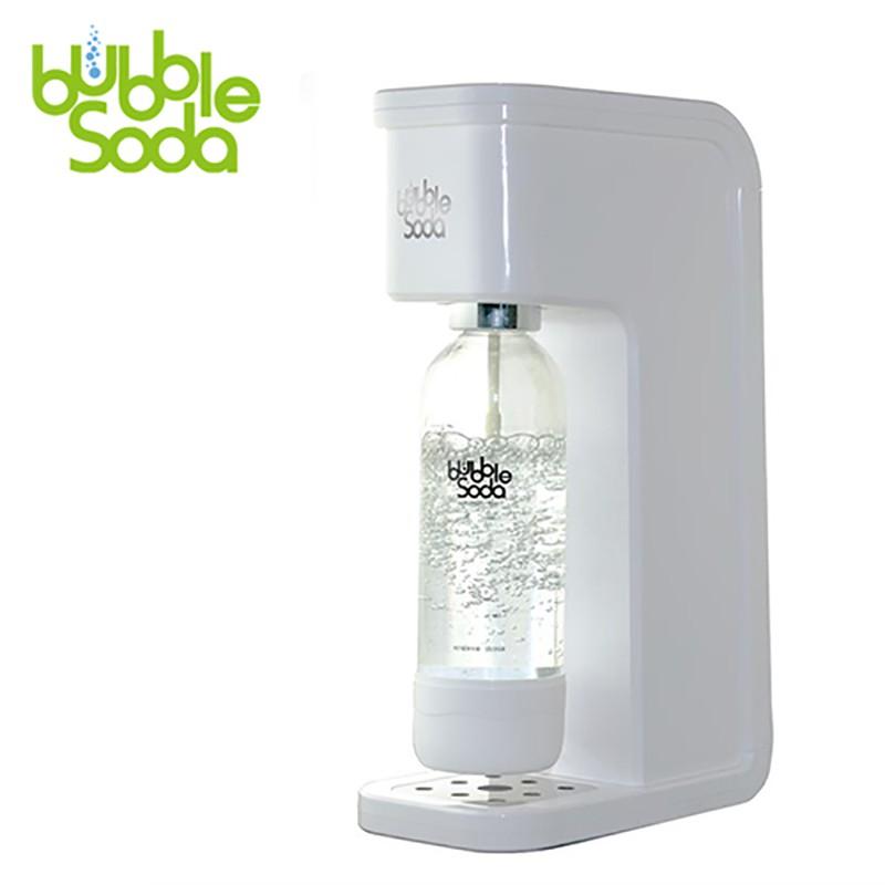 BubbleSoda 全自動氣泡水機 經典白 BS-909