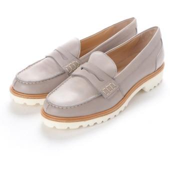 ヨーロッパコンフォートシューズ EU Comfort Shoes Palanti ローファー(1574) (ライトグレー)