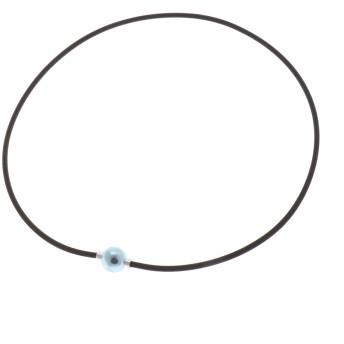 ファイテン Phiten 健康アクセサリー ネックレス RAKUWAネック EXTREME ミラーボール(ライト) TG818251