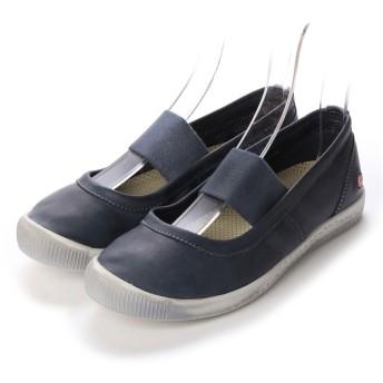 ヨーロッパコンフォートシューズ EU Comfort Shoes Softinos スリッポン(900.446) (ネイビー)