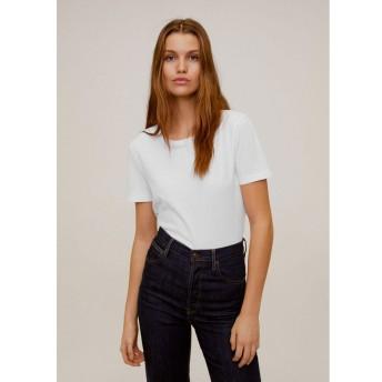 Tシャツ - CHALACA (ホワイト)