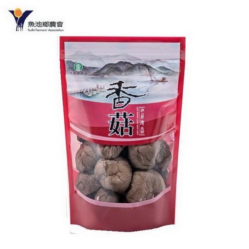 【魚池鄉農會】香菇(中菇)100公克/包-台灣農漁會精選
