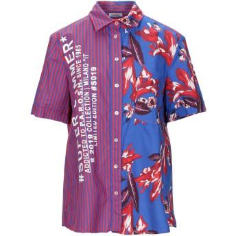 《セール開催中》P.A.R.O.S.H. レディース シャツ ブルー XS コットン 100%