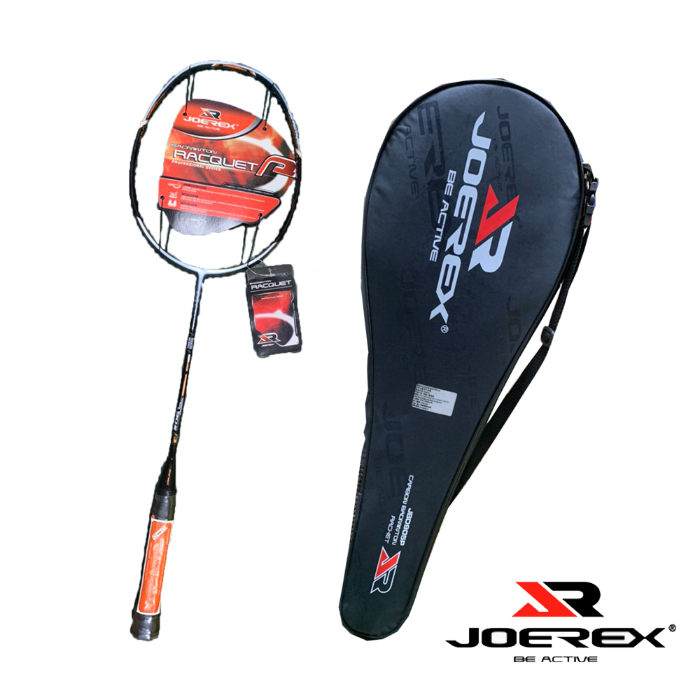 JOEREX。碳素纖維羽球拍JBD905P