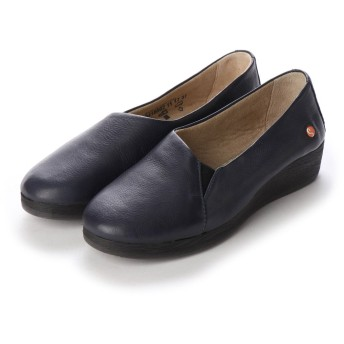 ヨーロッパコンフォートシューズ EU Comfort Shoes Softinos パンプス(900.416) (ネイビー)