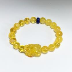 磊富珠寶絕世典藏天然海琥珀-社
