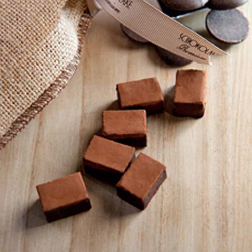 巧克力雲莊雲莊生巧克力