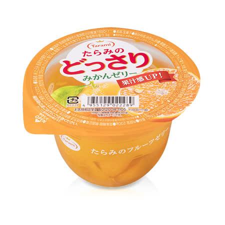 【TARAMI】果凍杯(蜜柑) 230g