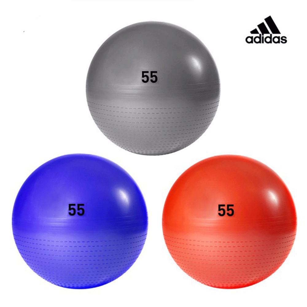 adidas 愛迪達 伸展減壓瑜珈球 55cm