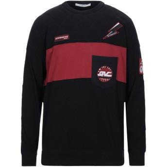 《セール開催中》GIVENCHY メンズ スウェットシャツ ブラック M コットン 100% / ポリエステル