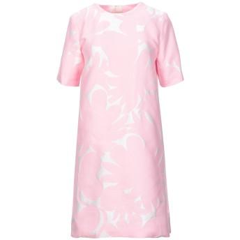 《セール開催中》MARNI レディース ミニワンピース&ドレス ピンク 36 ポリエステル 91% / ナイロン 9%