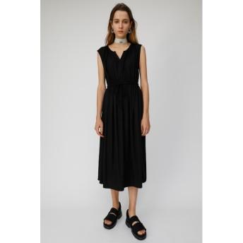 【マウジー/MOUSSY】 V NECK WAIST GATHER ドレス