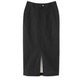 HUMAN WOMAN/ヒューマンウーマン PULETTE スカート ブラック S