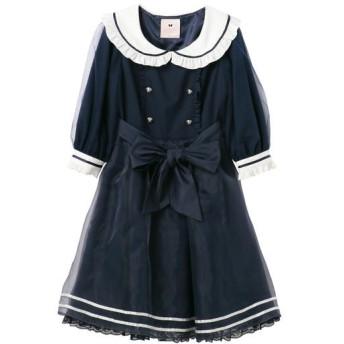 【ロディスポット/LODISPOTTO】 Sweetマリンプリンセスワンピース / mille fille closet