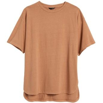 Banana Republic オーバーサイズ コットン チュニックTシャツ