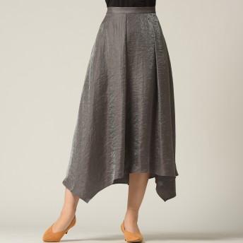 Droite lautreamont(ドローワット ロートレアモン)/グラムツイルスカート