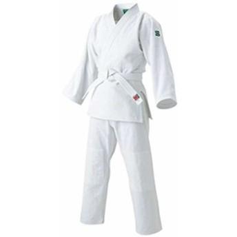 JSY 標準サイズ用大和錦柔道衣 上下セット 1サイズ[JSY1](ホワイト, 1号)
