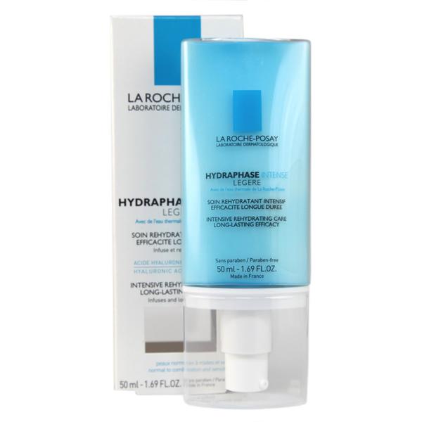 理膚寶水  LRP  全日長效玻尿酸修護保濕乳 清爽型50ml