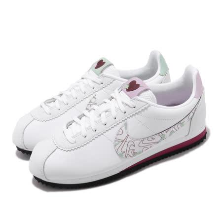 NIKE 耐吉 休閒鞋 Cortez SE 運動女鞋 CI7854-100