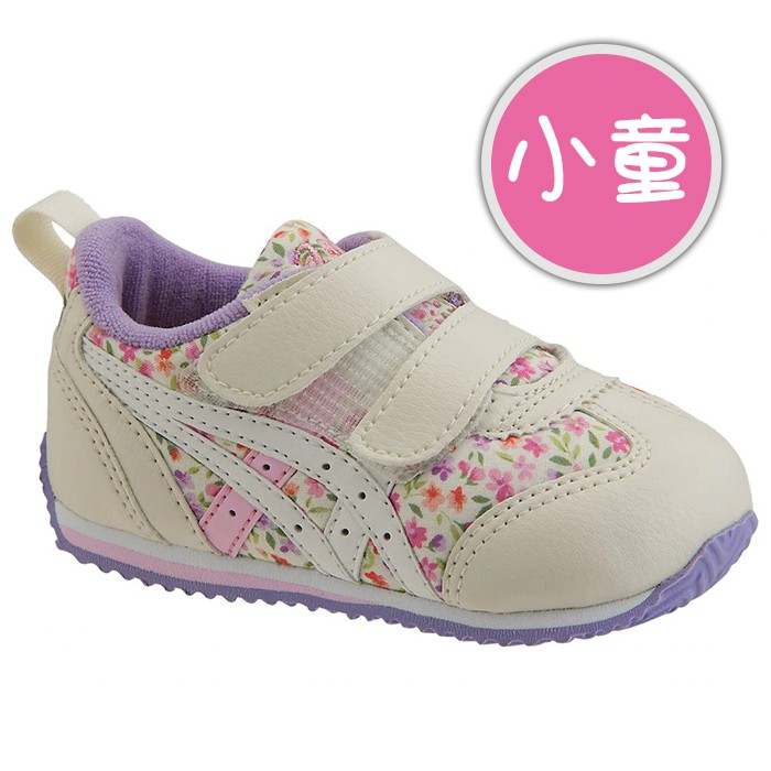 ASICS BABY 學步鞋 小童鞋 IDAHO BABY CT 4系列 淺紫碎花 TUB167-500 20SSO