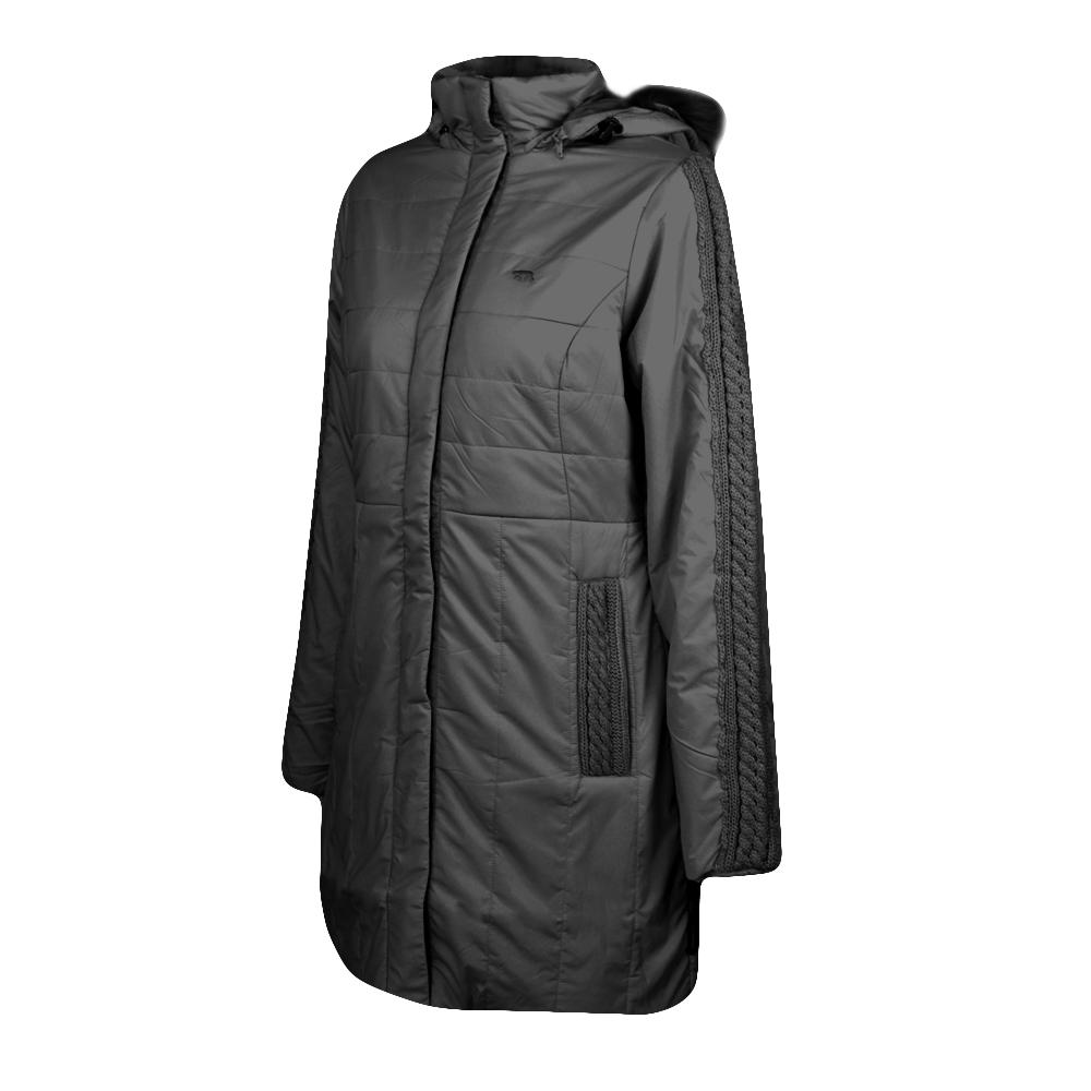 【POLAR BEAR】女PML科技羽絨保暖長大衣-12D06