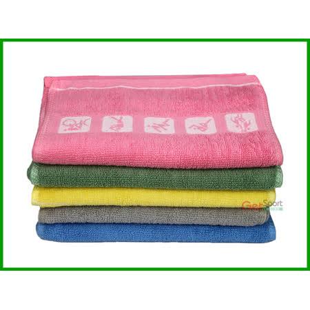 純棉運動毛巾(長版/運動長巾/運動巾/加長型台灣製/多色可選)