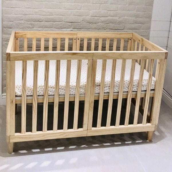 joie 史丹佛6合1多功能書桌嬰兒床