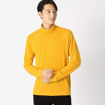 (コムサ イズム) COMME CA ISM タートルネック Tシャツ 47-61TI13-108 L 深支子