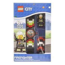 《 LEGO 樂高 》手錶系列 - 人偶系列-城市消防員
