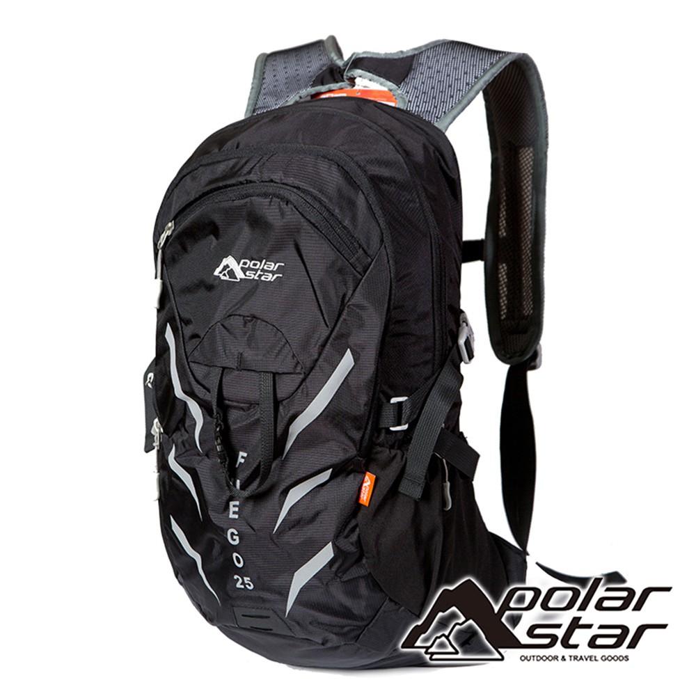 【PolarStar】休閒背包 25L『黑色』P20805