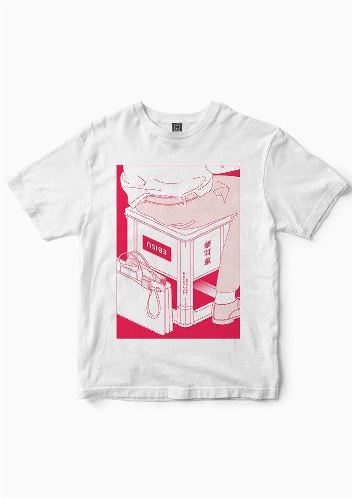 惠比壽 T 恤 JW