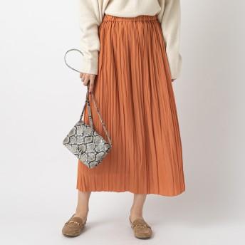 GALLARDAGALANTE(ガリャルダガランテ)/デシンプリーツスカート