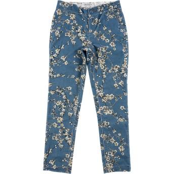 《セール開催中》TWINSET ガールズ 9-16 歳 パンツ ブルー 12 コットン 97% / ポリウレタン 3%