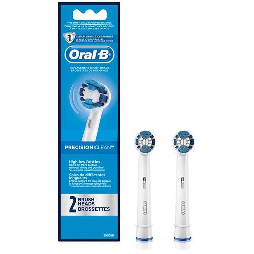 【美國代購】Oral-B 精密清潔電動牙刷替換刷頭
