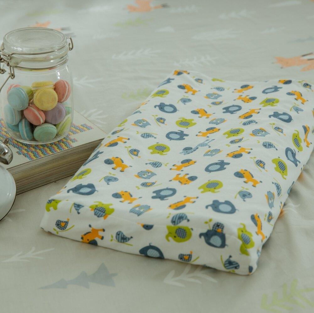 100%天然乳膠兒童枕
