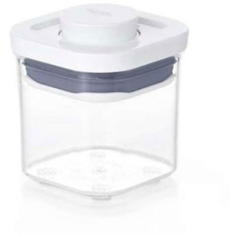 OXO オクソー ポップコンテナ ミニスクエアミニ 200ml 密閉 密封 フードコンテナ キッチン食品保存容器 キャニスター キッチンツール おしゃれ