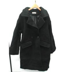 CLARE外銷日本輕量軟絨立裁顯瘦大衣