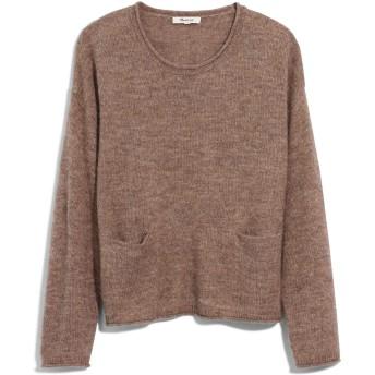 [メイドウェル] レディース ニット&セーター Madewell Pocket Pullover Sweater [並行輸入品]