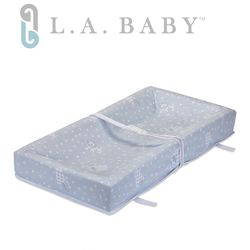 L.A. Baby 寶寶更衣墊尿布墊 四邊圍