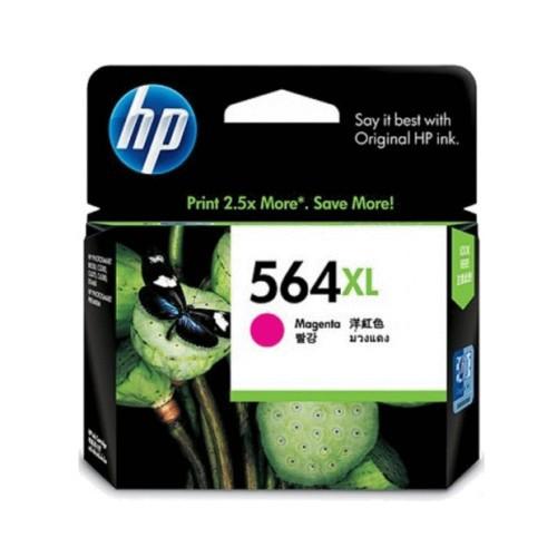 HP 564XL 紅色墨水匣(CB324WA)