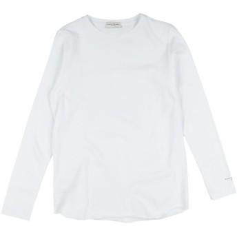 《セール開催中》PAOLO PECORA ボーイズ 9-16 歳 T シャツ ホワイト 14 コットン 100%